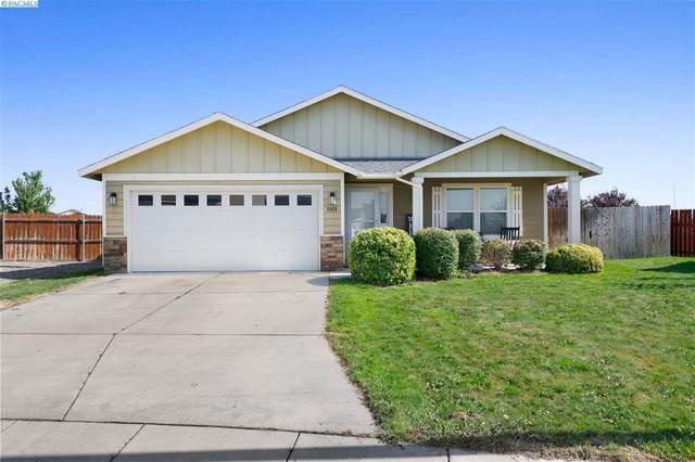5415 Austin Drive, Pasco, WA 99301 (MLS #247524) :: Premier Solutions Realty
