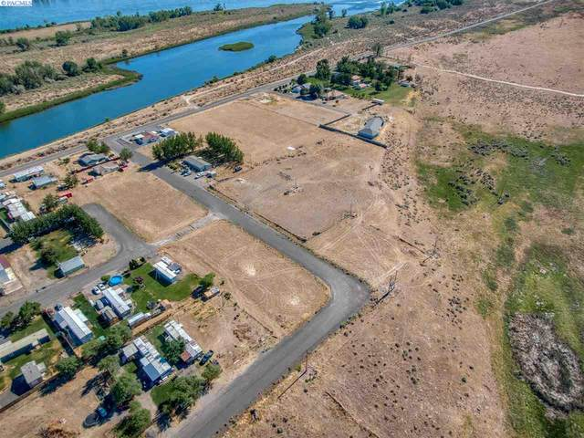 TBD River Crest Place(Lot 21), Plymouth, WA 99346 (MLS #247563) :: Dallas Green Team