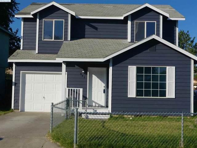 841 S Elm, Kennewick, WA 99336 (MLS #247585) :: Community Real Estate Group