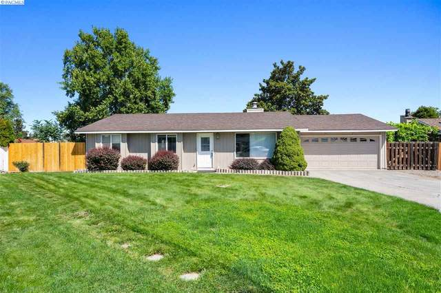 4508 4th Place, Kennewick, WA 99336 (MLS #247615) :: Tri-Cities Life