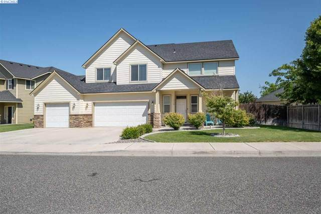 3638 Nottingham Dr., Richland, WA 99352 (MLS #247619) :: Dallas Green Team