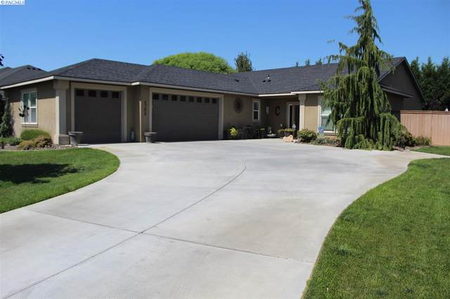 4705 Cathedral Dr., Pasco, WA 99301 (MLS #247639) :: Tri-Cities Life