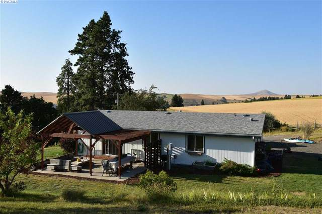 1001 Hilty Rd, Colfax, WA 99111 (MLS #247651) :: Community Real Estate Group