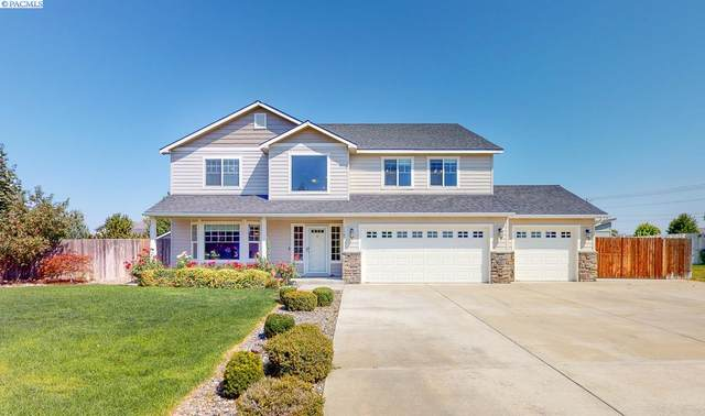 1502 S 57th Court, West Richland, WA 99353 (MLS #247669) :: Dallas Green Team