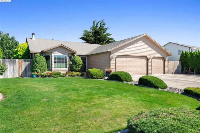 210 W 49th Avenue, Kennewick, WA 99337 (MLS #247785) :: Cramer Real Estate Group