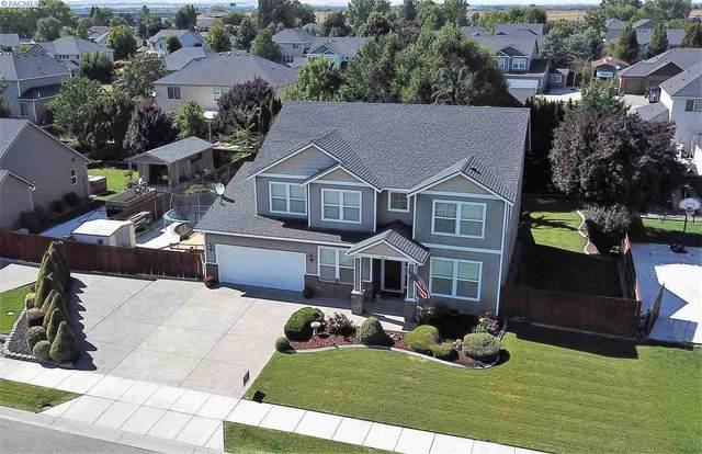 4012 Road 105, Pasco, WA 99301 (MLS #247792) :: Premier Solutions Realty