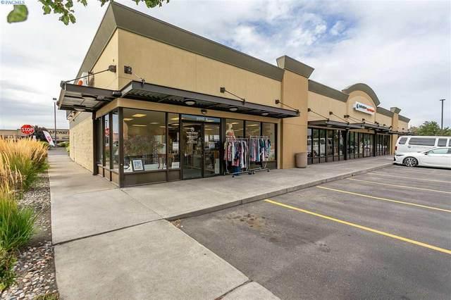 2810 W Kennewick Ave Suite A-C, Kennewick, WA 99336 (MLS #247840) :: Cramer Real Estate Group
