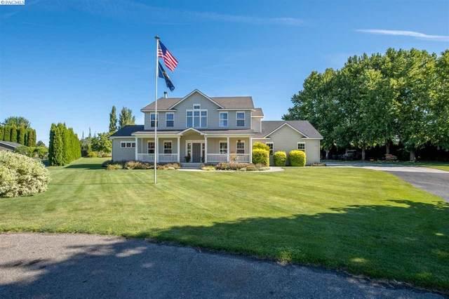 3802 Bonnie Lake Ct., West Richland, WA 99353 (MLS #247868) :: Cramer Real Estate Group