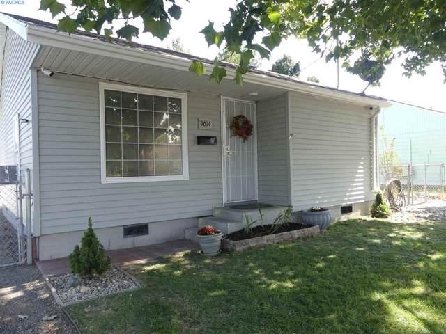 1614 Platt Avenue, Richland, WA 99354 (MLS #248246) :: Premier Solutions Realty