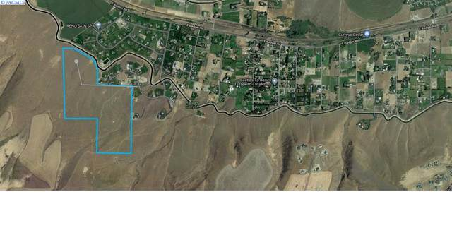 TBD Homestead Rd  (Lot 12), Kennewick, WA 99338 (MLS #248365) :: The Phipps Team