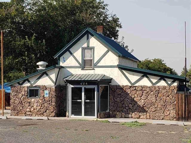 424 S Washington St., Kennewick, WA 99336 (MLS #248399) :: Tri-Cities Life