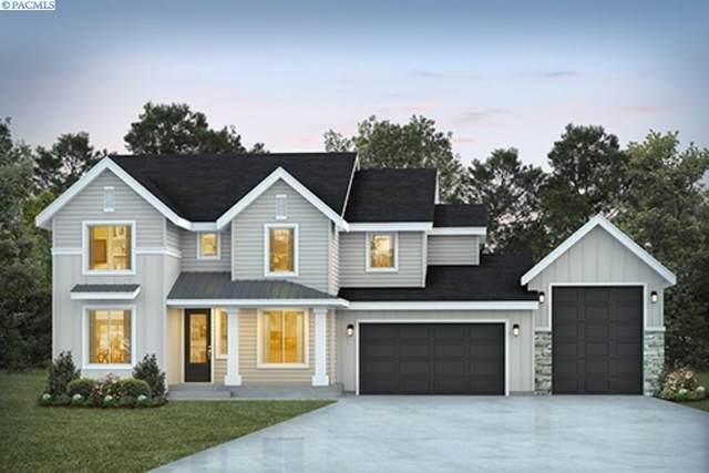 TBD Lot 12 Ridge View Lane, Kennewick, WA 99338 (MLS #248468) :: Shane Family Realty