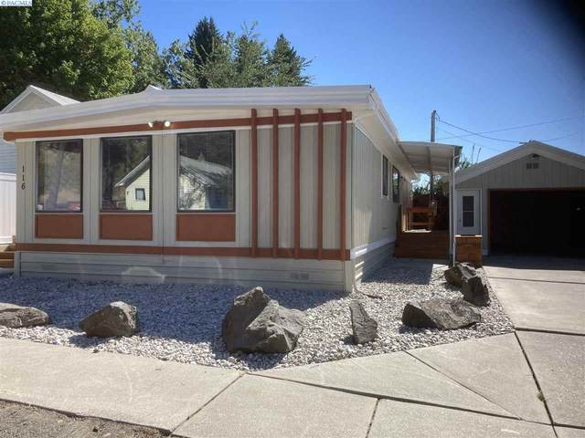 116 E 8th St., Rosalia, WA 99170 (MLS #248545) :: Cramer Real Estate Group
