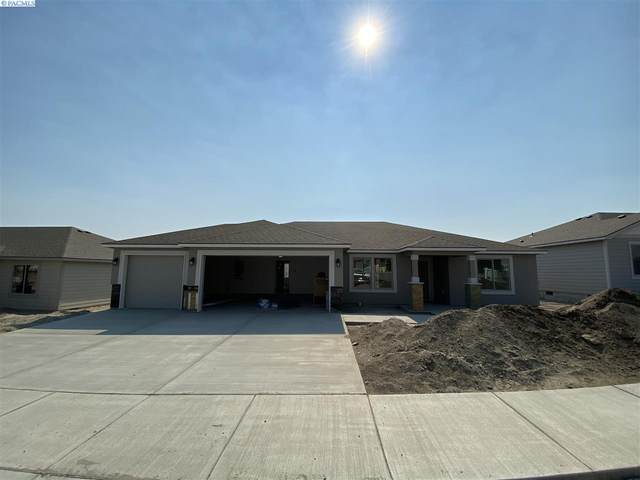 5563 W 32nd Ave, Kennewick, WA 99338 (MLS #248583) :: Dallas Green Team