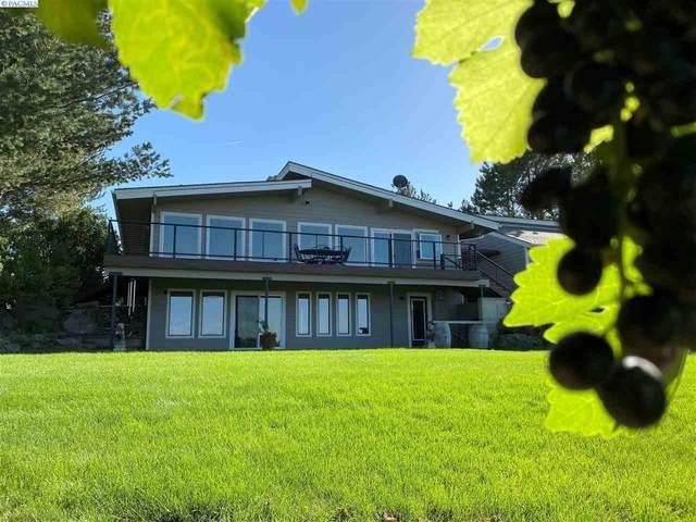 72315 E 266 Prne With 3.93 Add'l Acres, Richland, WA 99352 (MLS #248628) :: Tri-Cities Life
