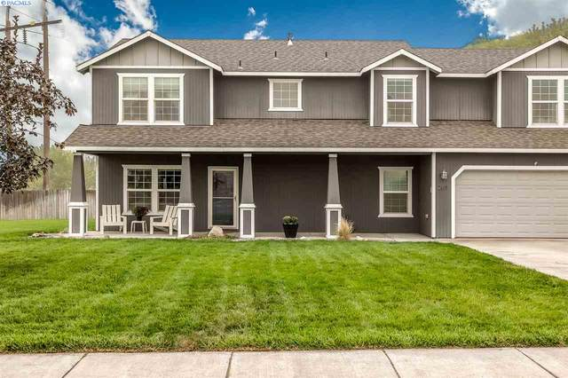 2811 S Highlands Blvd, West Richland, WA 99353 (MLS #248665) :: Premier Solutions Realty