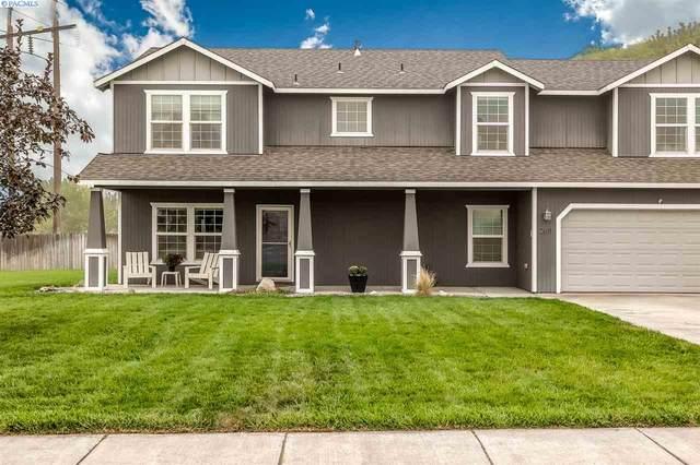 2811 S Highlands Blvd, West Richland, WA 99353 (MLS #248665) :: Cramer Real Estate Group