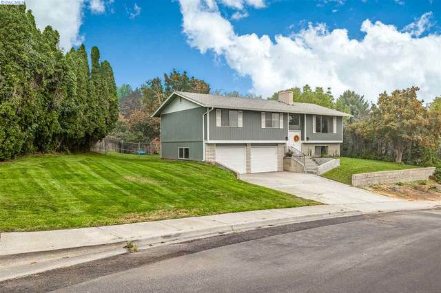 1509 Cimarron Ave, Richland, WA 99352 (MLS #248695) :: Premier Solutions Realty