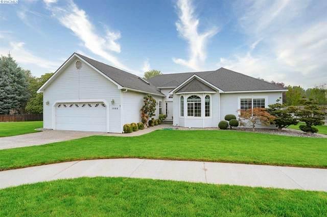 1594 Alamosa Ave, Richland, WA 99352 (MLS #248700) :: Cramer Real Estate Group