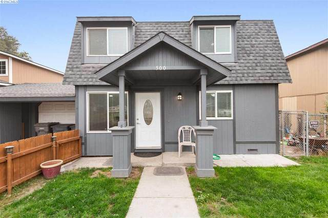 500 E 8th, Kennewick, WA 99336 (MLS #248718) :: Columbia Basin Home Group