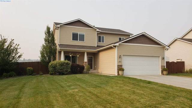 1320 SW Lehman Ct, Pullman, WA 99163 (MLS #248722) :: Columbia Basin Home Group