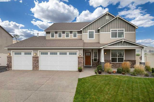 1648 Manchester, Richland, WA 99352 (MLS #248739) :: Premier Solutions Realty