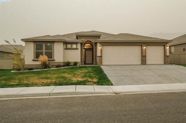 1020 Chinook, Richland, WA 99352 (MLS #248773) :: Community Real Estate Group