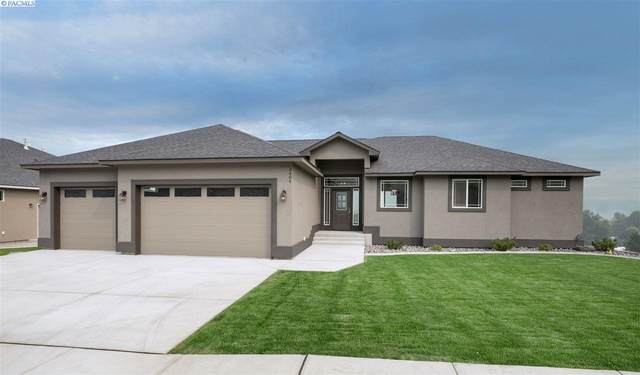 3404 Bing St., West Richland, WA 99353 (MLS #248787) :: Premier Solutions Realty