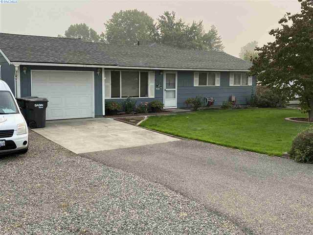 4302 W Pearl, Pasco, WA 99301 (MLS #248792) :: Premier Solutions Realty