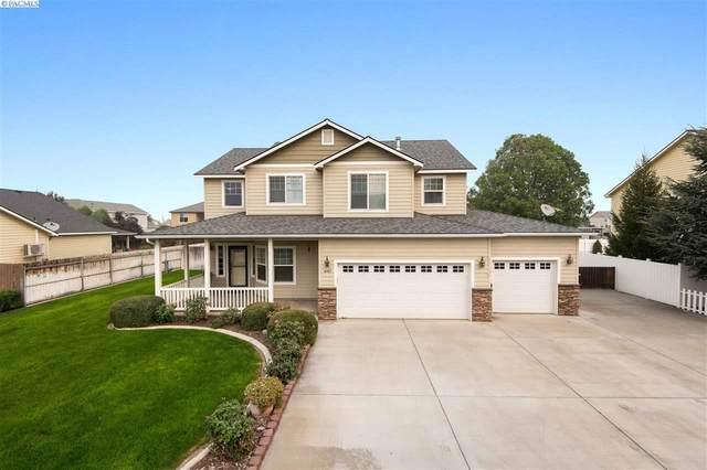 4303 Artesia Drive, Pasco, WA 99301 (MLS #248801) :: Premier Solutions Realty