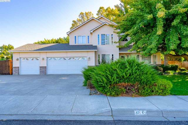 1414 Canyon Ave, Richland, WA 99352 (MLS #248803) :: The Phipps Team