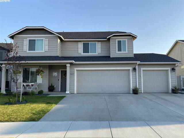 1645 SW Panorama, Pullman, WA 99163 (MLS #248854) :: Dallas Green Team