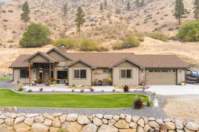 179 Red Hill Rd, Entiat, WA 98822 (MLS #248865) :: Tri-Cities Life