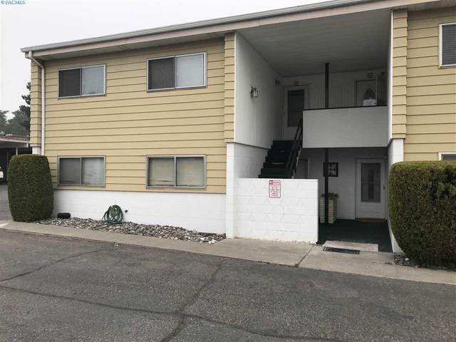 1309 Goethals, Unit D, Richland, WA 99352 (MLS #248866) :: The Phipps Team