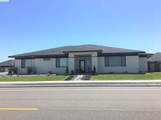 995 Belmont Blvd, West Richland, WA 99353 (MLS #248877) :: Premier Solutions Realty