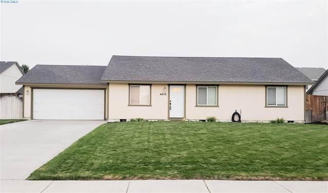 4870 Mt. Adams View Drive, West Richland, WA 99353 (MLS #248892) :: The Phipps Team