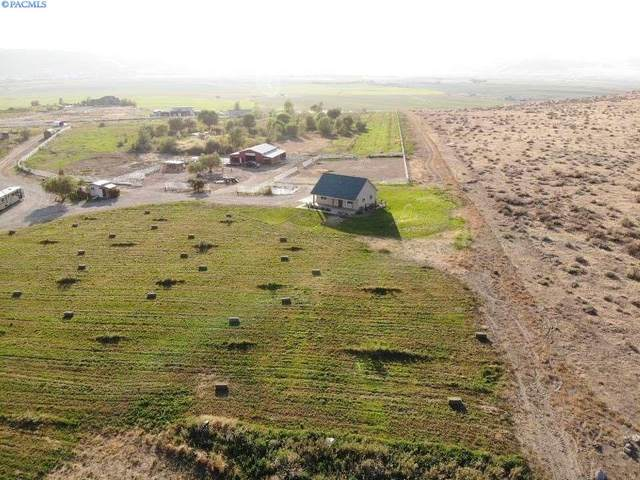 TBD Sand Hill Dr. (Lot 2), West Richland, WA 99353 (MLS #248894) :: The Phipps Team