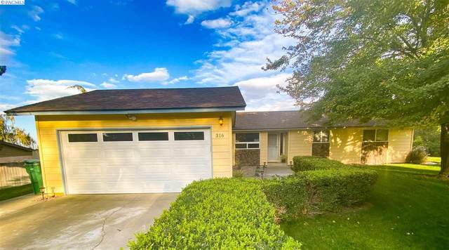 316 E 36th, Kennewick, WA 99337 (MLS #248915) :: Premier Solutions Realty