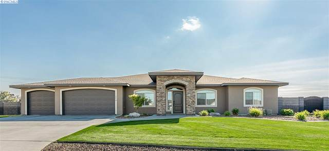 11204 Quiver Lane, Pasco, WA 99301 (MLS #248924) :: The Phipps Team
