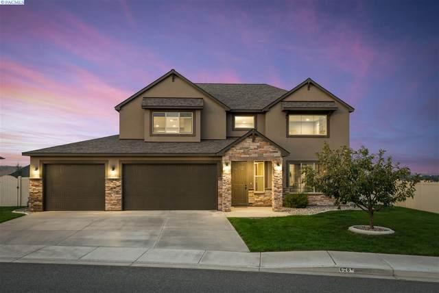 608 Hunter Street, Richland, WA 99352 (MLS #248932) :: Story Real Estate