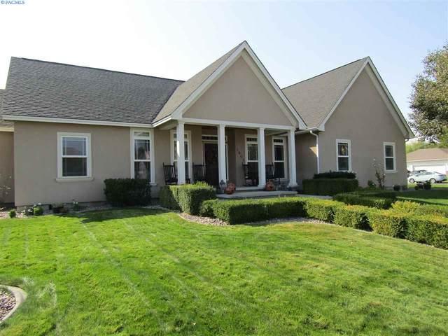 1805 1805 Highlands Blvd, West Richland, WA 99353 (MLS #249061) :: Columbia Basin Home Group