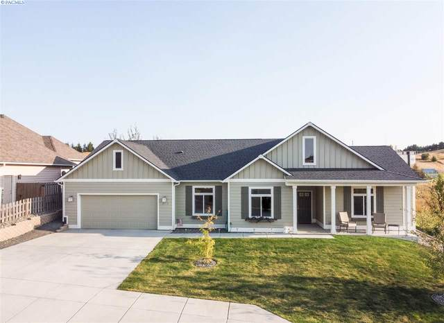 815 NW Valley View, Pullman, WA 99163 (MLS #249143) :: The Phipps Team