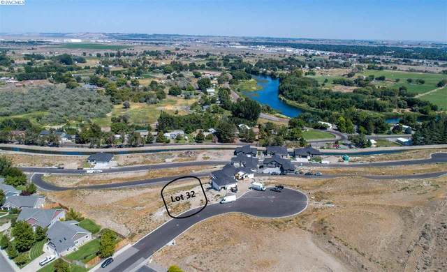 Lot 32 Orchard St, West Richland, WA 99353 (MLS #249192) :: Dallas Green Team