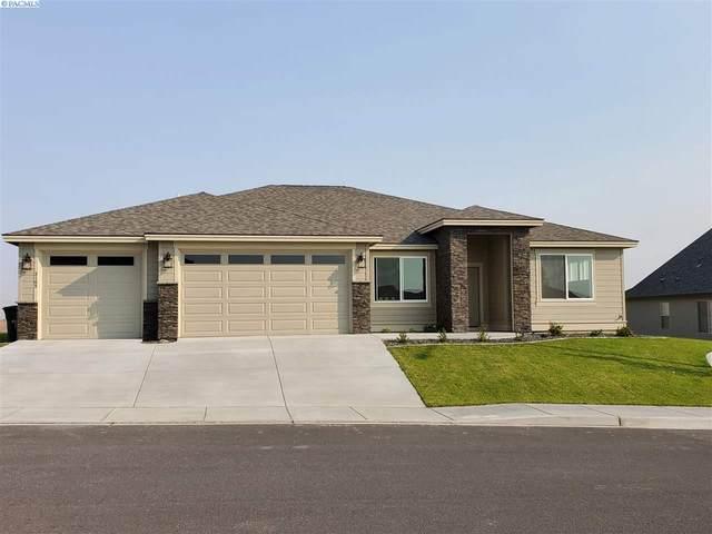 3091 Bobwhite Way, Richland, WA 99354 (MLS #249223) :: Tri-Cities Life