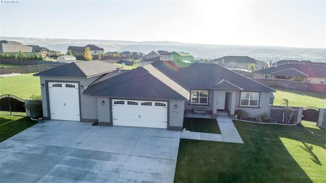 1002 S Coulee Vista Dr, Kennewick, WA 99338 (MLS #249253) :: Matson Real Estate Co.