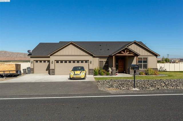 81704 E Sagebrush Rd, Kennewick, WA 99338 (MLS #249265) :: Dallas Green Team