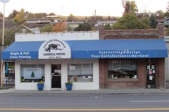 220 S Main St., Colfax, WA 99111 (MLS #249301) :: Matson Real Estate Co.