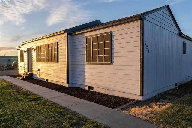 724 S Waldemar Ave, Pasco, WA 99301 (MLS #249407) :: Dallas Green Team