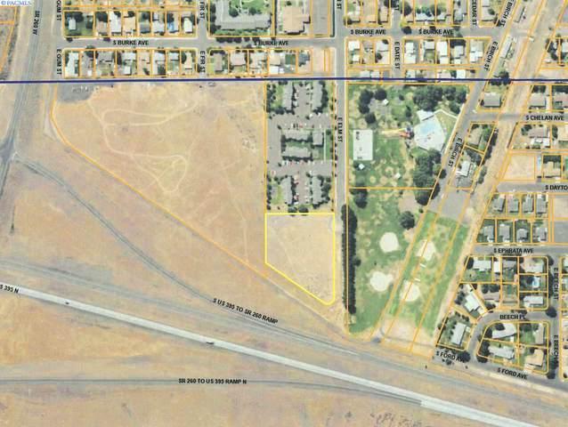 KNA E Elm St, Connell, WA 99326 (MLS #249444) :: Matson Real Estate Co.
