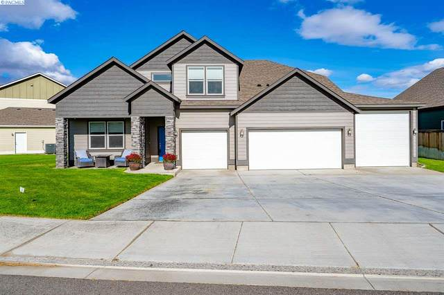 874 Pikes Peak Dr, West Richland, WA 99353 (MLS #249470) :: Dallas Green Team